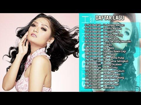 SITI BADRIAH ALBUM TERBARU 2017 - LAGU D