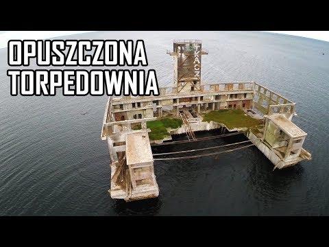 Tajna Hitlerowska Torpedownia Na Bałtyku - Urbex History