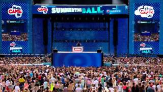 Marvin Humes - DJ Set Live at Summertime Ball 2014