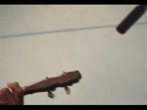 Etta Baker at Merlefest 2001