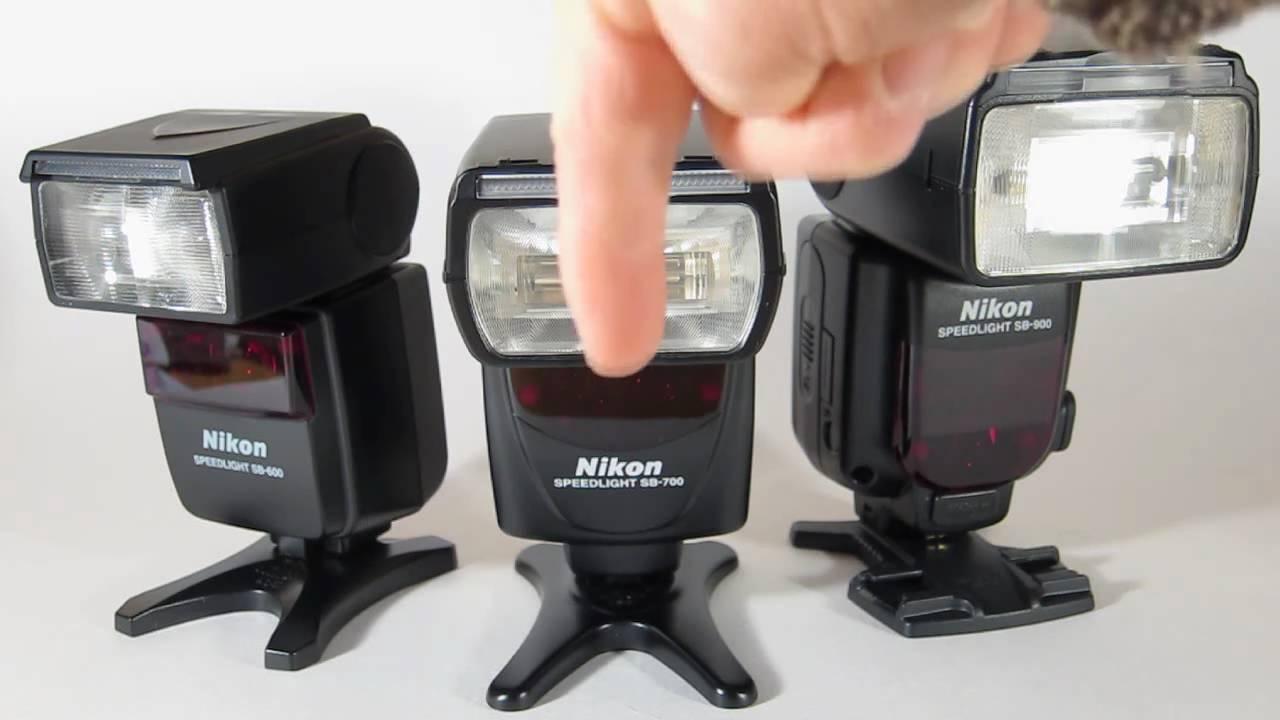 Nikon Sb-700 vs Sb-800 Power Nikon Sb-600 Sb-700 Sb-900