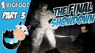 THE FINAL SHOWDOWN! - Finding Bigfoot (Funny Gaming Moments)