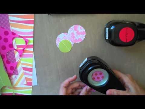 Handmade paper flowers tutorial from lainehmann of for Handmade paper flowers tutorial