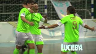 Calcio a 5, Serie A femminile: Lazio - Olimpus, Highlights e interviste
