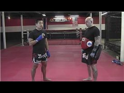 Kickboxing Training : Advanced Kickboxing Techniques Image 1