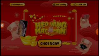 Tro choi bat heo vang chung thuong. Nteg npua nyiaj npua kub