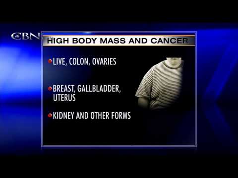 Study Shows High Correlation Between Obesity, Cancer