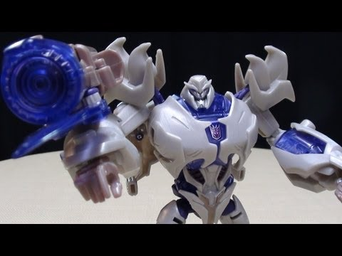 Transformers Prime RID Voyager MEGATRON: EmGo's Transformers Reviews N' Stuff