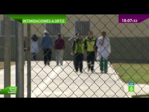 Antonio Ortiz siente miedo en la cárcel de Soto del Real