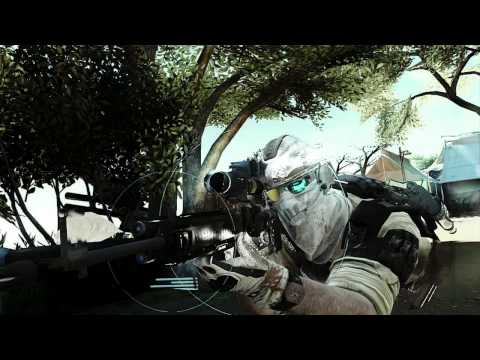 Ghost Recon: Future Soldier TV Spot