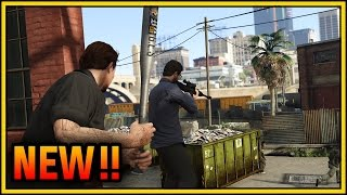 GTA 5 ONLINE - NEW BIG Game By Rockstar Games?  (GTA 5 GAMEPLAY)