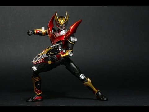 Toy Review: S.H. Figuarts Kamen Rider Ryuki Survive