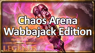 (TES: Legends) NEWS: Chaos Arena - Wabbajack Edition