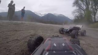 RC Buggy Tirol - Traxxas E-Revo - Hpi Vorza