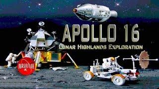 NASAFLIX - APOLLO 16: The Lunar Exploration - MOVIE