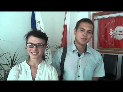 Studenci Z Kazachstanu W Bydgoszczy