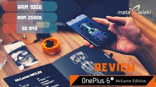 Review HP Sultan RAM 10GB! Oneplus 6T McLaren Edition