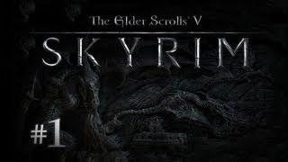 The Elder Scrolls V: Skyrim c Карном. Часть 1 [На свободу!]