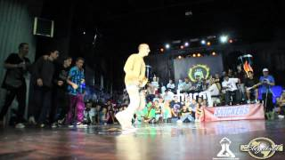 Kharkov City Bratz vs. Vagabond | Burn Battle School 2012