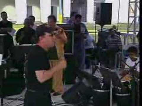 Ruben Blades with Bobby Valentin - La Belleza Del Son