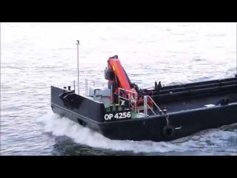 Palfinger Crane 23002 on ship