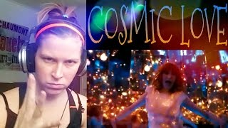 Download Lagu FLORENCE + THE MACHINE - COSMIC LOVE | REACTION Gratis STAFABAND