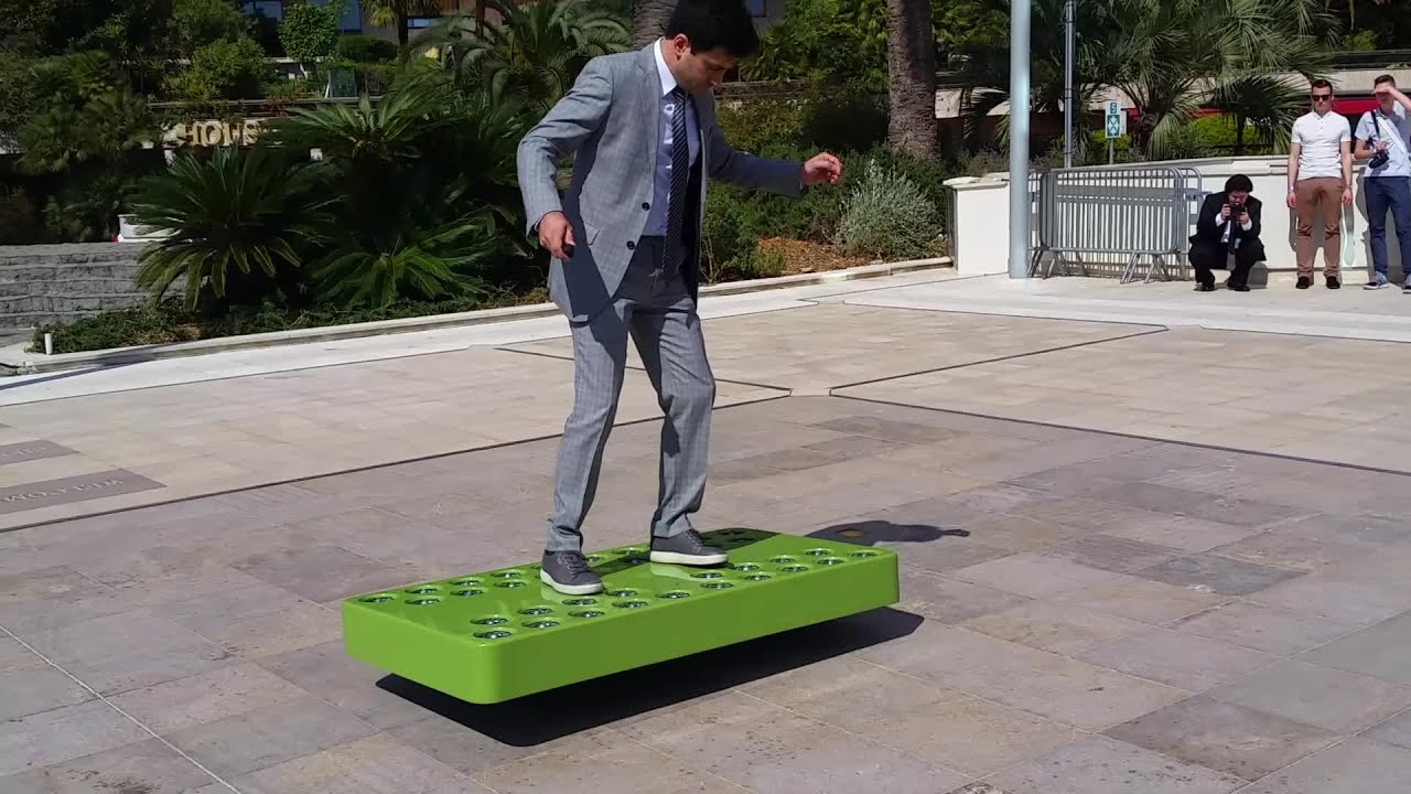 How to make a hoverboard
