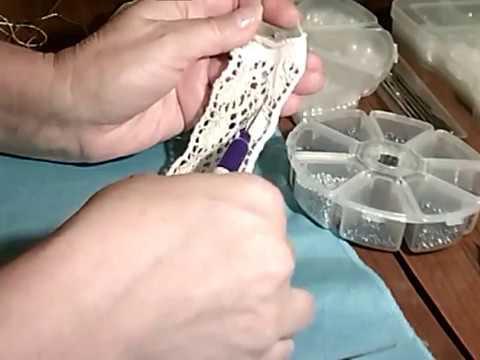 Бисерный крючок своими руками