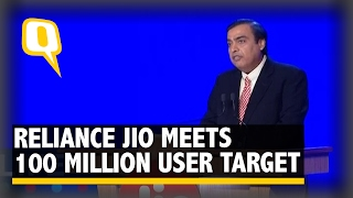 The Quint: Reliance Jio: Jio Prime Announced at Rs 99 With Free Jio Services