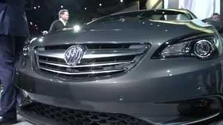 2016 Buick Cascada Reveal
