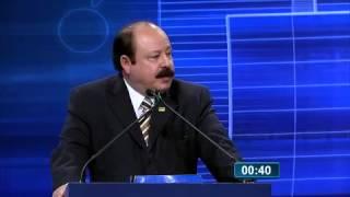 Debate RedeTV!/Folha com os candidatos à Prefeitura de SP (3)