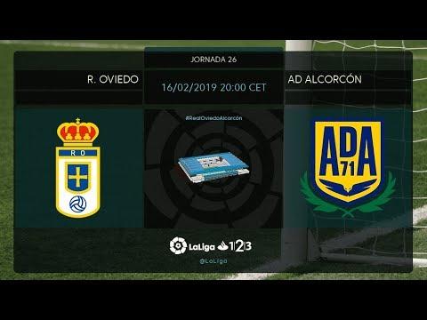 R. Oviedo - AD Alcorcón MD26 S2000