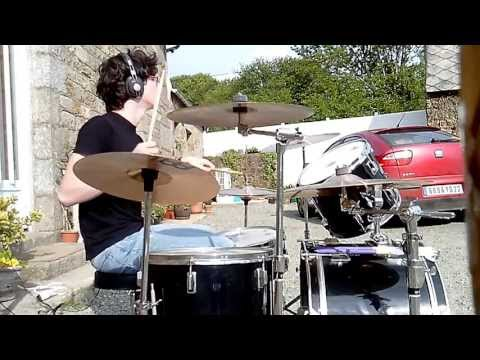 Muse - Uprising (Drum cover)