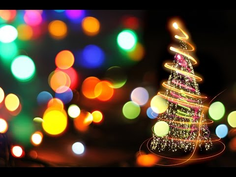 Удивительное видеопоздравление/видео открытка с наступающим Новым годом 2017. №1