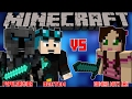 POPULARMMOS W/ DanTDM VS GAMINGWITHJEN! -  Minecraft Story Mode Youtubers Theme MP3