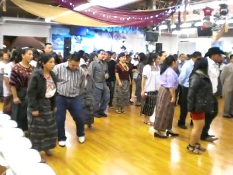 Fiesta Titular de Santa Eulalia 2012 Los Angeles
