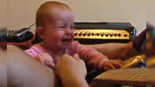 Babies Cry When Daddy Saying Of Random Things Funny Baby Videos Compilation 2016 1   YouTube