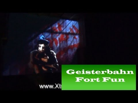 Spookhuis Onride Fort Fun Bestwig Germany
