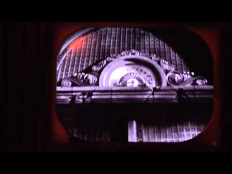 The Twilight Zone Tower of Terror ride in 4K, Disney's Hollywood Studios, 12-27-15, Prologue Pt1