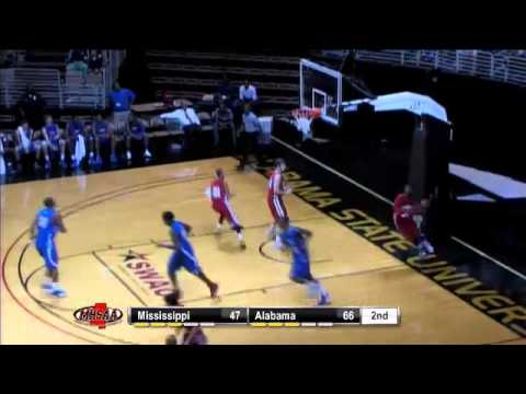 Rahkeem Lehaman All-Star game alley-oop dunk