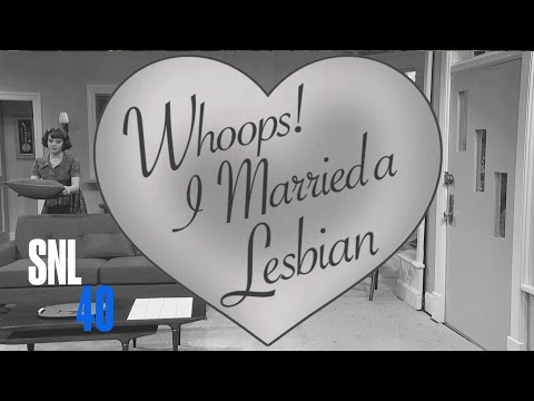 Forgotten TV Gems: Whoops! I Married a Lesbian - SNL