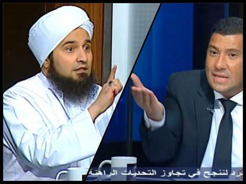 البحيري: التراث الاسلامي قمامة وائمته ملعونين، الجفري يرد: ماترتكبه انت هو اللعنة!!!
