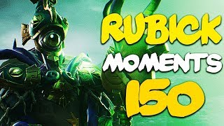 Dota 2 Rubick Moments Special Ep. 150 (Best of Ep. 126-149)