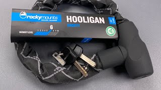 "[967] Open in 3 Seconds: Rocky Mounts ""Hooligan"" Bike Lock"