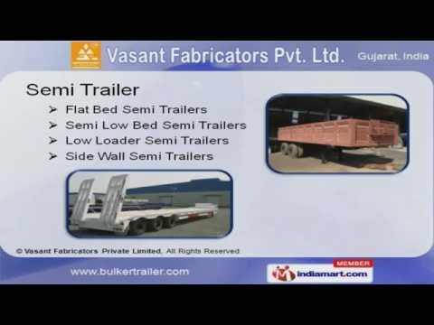 Chemical Tankers and Pressure Vessels by Vasant Fabricators Private Limited, Banaskantha