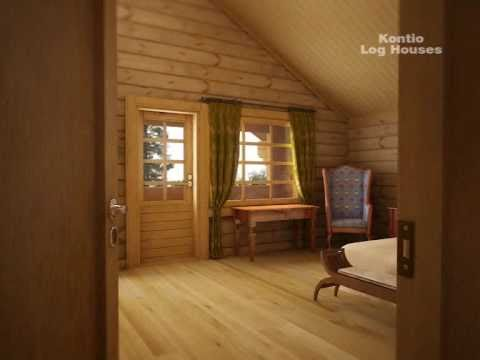 Casas de madera en santiago