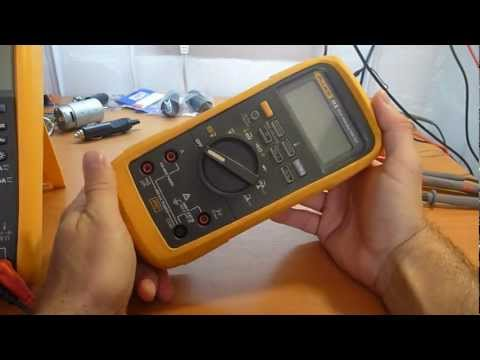 Multimeter review / buyers guide: Fluke 28-II