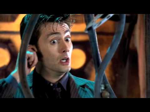 Doctor Who - Ten - Quirky moments