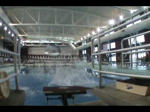 Hardcore Diving and Swimming