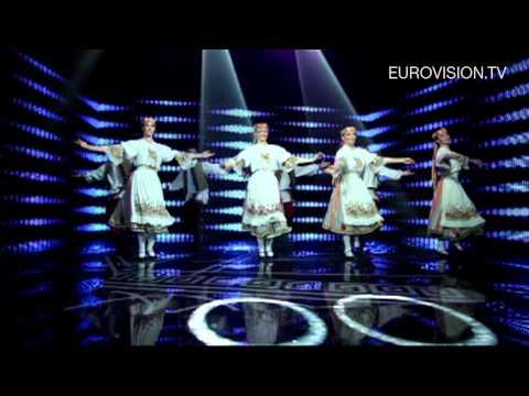 Анастасия Винникова - I love Belarus